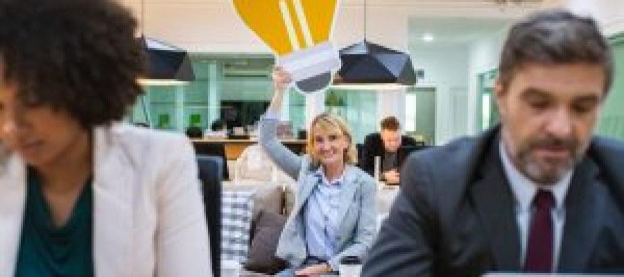 4 Dicas Valiosas para Aumentar sua Criatividade no Trabalho