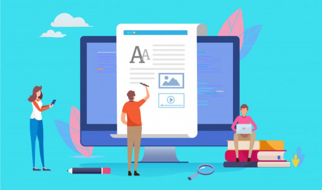 Como produzir conteúdos para o seu site em WordPress
